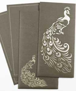 Wedding cards.